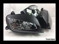 Phare Optique Feu Avant pour Honda CBR 600 RR de 2003 2004 2005 2006 NEUF