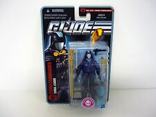 GI JOE COBRA COMMANDER Pursuit of Action Figure 25TH POC COMPLETE MOC v45 2011
