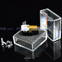 New boxed 33pcs/lot M7SG quality golden stereo MM cartridge Tonabnehmersystem