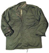 % CI Feldjacke M65 Jacke Einsatzjacke Tarnjacke Anorak Armee Oliv L %