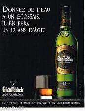 PUBLICITE ADVERTISING 085  2006  GLENFIDDICH   scotch whisky 2