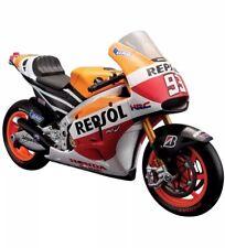 Maisto HONDA RC213V Repsol Team 2014 14 26 Dani Pedrosa Moto GP Model Scale 1:10