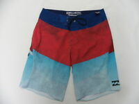 "Billabong Men Fluid X 21"" Platinum X Boardshorts Swimwear Sz 32"