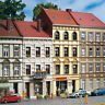 Auhagen kit 11393 NEW HO 3 AND 4 STORY BUILDINGS SCHMIDTSCHTRASSE #17/19