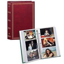 Photo Album 4X6 500 Photos Organizer Wedding Baby Family Pictures Memory Storage