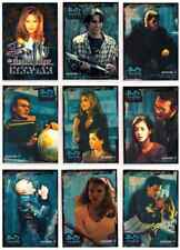 1998 BUFFY THE VAMPIRE SLAYER SEASON 1 COMPLETE BASIC TRADING CARD SET