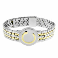 Bioflow Magnetic Bracelet - MENS ELITE (two-tone) - Natural Healing!