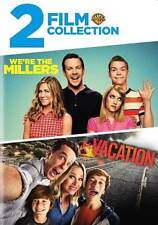 WE'RE THE MILLERS/VACATION NEW DVD