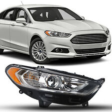 For 2013 2014 215 2016 Ford Fusion Headlights Lights Lamps Right Rh Side