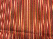 Southwest Colors Striped Pattern Fabric Shower Curtain  NIP