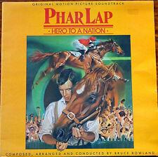 OST - PHAR LAP - LP Vinyl AUS Gatefold 1983 Bruce Rowland