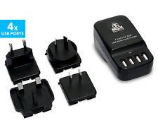 mbeat Gorilla Power 4 Port 6.8a 34w USB World Travel Charger