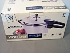 8 Qt Wearever Pressure Cooker W92180 Brand New