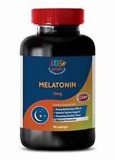 Smooth Muscle Relaxant - MELATONIN 3MG - Melatonin 1B