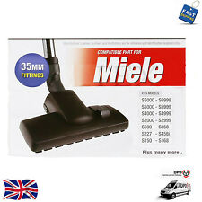 Miele Floor Tool Brush Head 35MM for Hoover Vacuum Cleaners 7250070