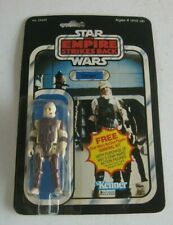 1980's Kenner Star Wars ESB Dengar Figure MOC 41 Back #BX91
