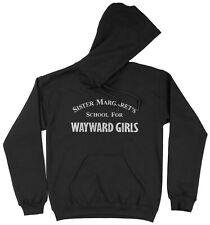 Sister Margaret's School DEADPOOL hooded sweat shirt HOODIE FLEECE SWEATSHIRT