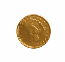 $1 Gold Indian Princess