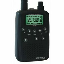 Airband Scanner Receiver VHF AM FM Handheld Radio AR-109