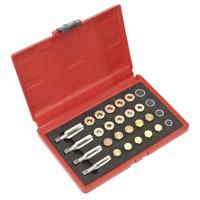 Sealey Drain Plug Thread Repair Set - VS660