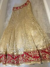 Bridal Indian Lengha - Wedding Outfit - Bridal Dress - never worn