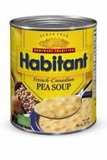 Habitant Yellow Pea Soup, 791ml/26.92-Ounce (12pk) {Imported from Canada}
