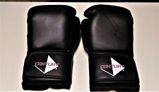 Century Black Kickboxing Boxing Martial Arts 12 oz Gloves Size Adult Unisex