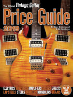 The Official Vintage Guitar Magazine Price Guide 2019 - 286060