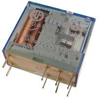 Finder 40.61.9.012.0000 Relais 12V DC 1xUM 16A 250V AC Relay Steck Print 069554