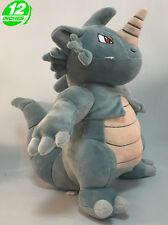 Big 12 inches Pokemon Rhydon Plush Stuffed Doll Soft New PNPL3302