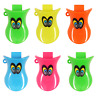 6 Duck Whistles Kids Party Bag Fillers  Xmas Stocking Pocket Money Toy Prize