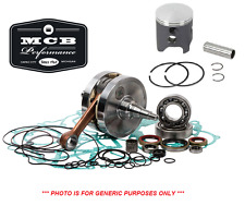 2001-2002 Honda CR125R - Complete Engine Rebuild Kit Crankshaft, Piston, Gaskets
