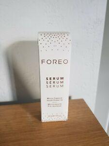 Foreo Serum Serum Serum 30ml Brand New RRP: £49