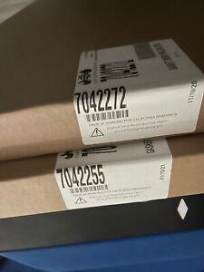 SUB ZERO FRIDGE & FREEZER DOOR GASKETS 532/590/632/690/695 OEM 7042255 & 7042272