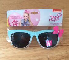 Jojo Siwa Nickelodeon Blue Kids Girls Sunglasses NEW