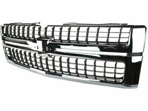 Grille Assembly For 2007-2010 Chevy Silverado 2500 HD 2008 2009 G647KV