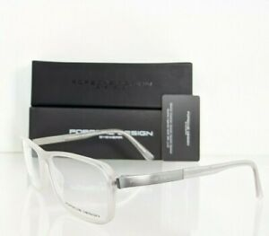 Brand New Authentic Porsche Design Eyeglasses P' 8267 C 55mm Titanium Frame