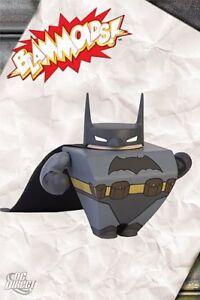BATMAN / BLAMMOIDS VINYL ACTION FIGURE / SERIES 1 / DC DIRECT / NIP