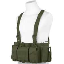Viper Special Ops Tactical Chest Rig Hunting Paintball Ammo Carrier Black