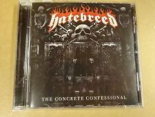 CD / HATEBREED - THE CONCRETE CONFESSIONAL