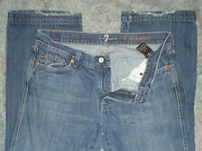 """Men's 7 for All Mankind """"A Pocket"""" Bootcut sz 33 x 31"""