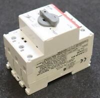 ABB Motorschutzschalter 0,25-0,4A 1SAM150000R1003 MS325-0,4