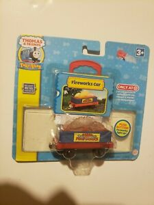 """New Thomas And Friends Take Along """"Fireworks Car"""""""