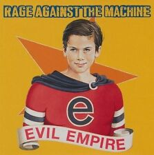 Evil Empire 2005 Rage Against The Machine CD