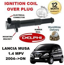 FOR LANCIA MUSA 350 1.4 2004-->ON NEW ORGINAL IGNITION COIL OVER PLUG