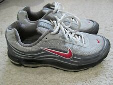 Nike Air Max TL 2.5 2006 Grey and Red   UK8 USED AMAZING CONDITION | 313423-061