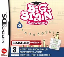 Big Brain Academy  NINTENDO DS nuovo