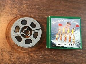 BEAUTIFUL CYPRESS GARDENS Official Film on Super 8 film   Vintage Water Skiing