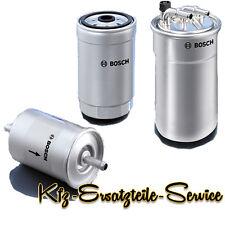 1 Bosch Kraftstofffilter Filter 0450906500 für Seat Skoda VW