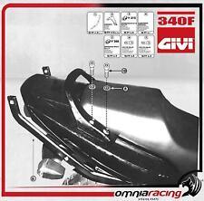 Givi monter Kit Arrière Rack Kit dur boîte pour Yamaha FZS 600 Fazer 1998 98>03